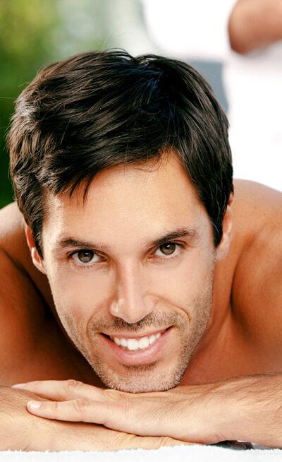 Facials for men - Hidden Beauty Bourne