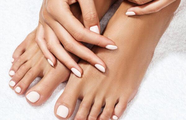 Manicure or Pedicure - Hidden Beauty Bourne