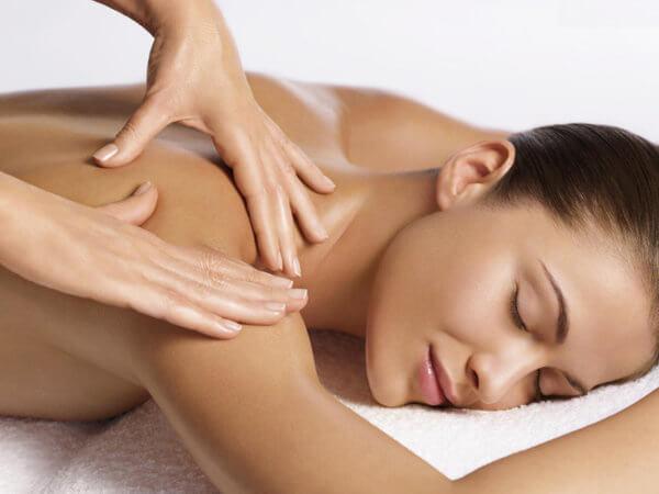 Deep Tissue Massage Hidden Beauty Bourne