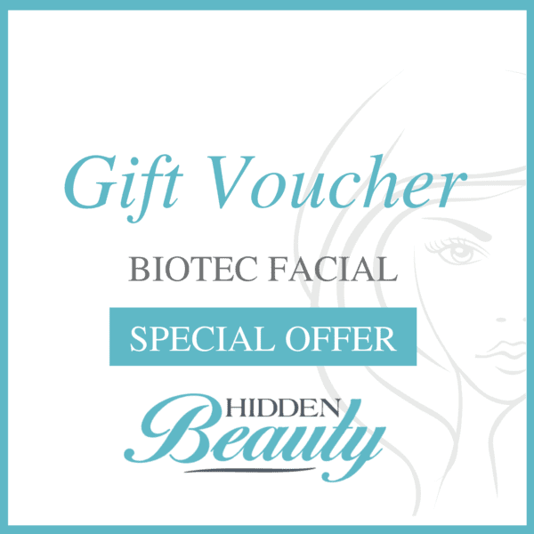 BIOTEC FACIAL HIDDEN BEAUTY BOURNE