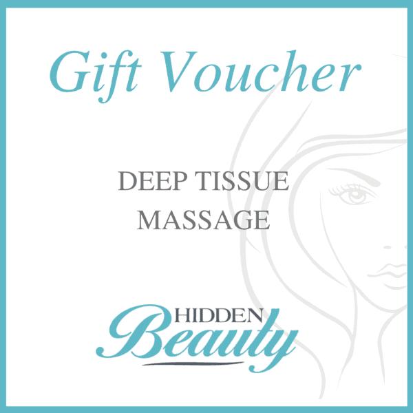 Deep Tissue Massage - Hidden Beauty Bourne