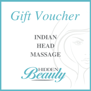 Indian Head Massage - Hidden Beauty Bourne