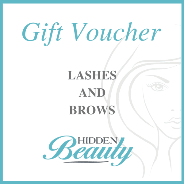 Lashes and Brows - Hidden Beauty Bourne