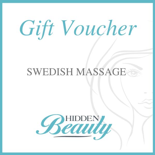 Swedish Massage - Hidden Beauty Bourne
