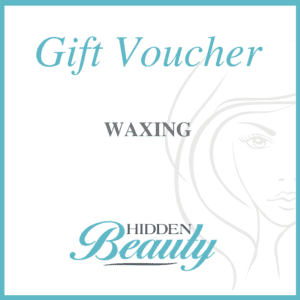 Waxing Hidden Beauty Bourne